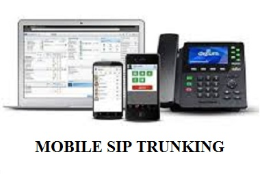 MOBILE SIP TRUNKING